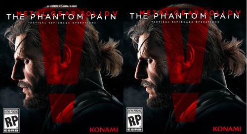 Metal Gear Solid Konami Kojima Removed 2