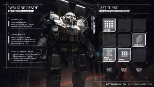 Battletech Mech Kickstarter