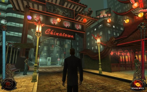 Vampire: The Masquerade - Bloodlines Chinatown