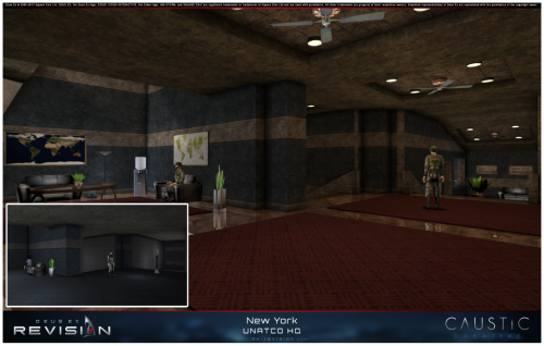 UNACTO lounge New York Revision Mod HD Deus Ex Steam