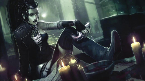 World of Darkness MMO Artwork