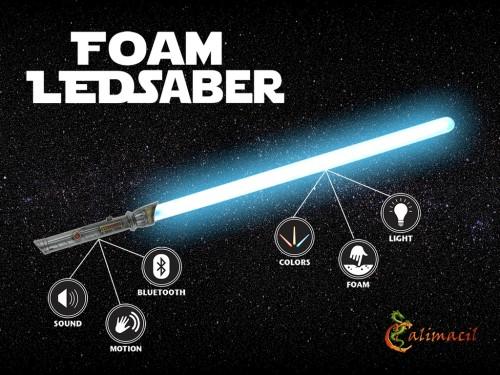 LEDsaber. Miecz świetlny. Jedi