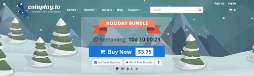 Coinplay.io Holiday Bundle