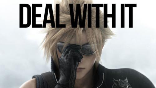 Final Fantasy V Remake Deal With It