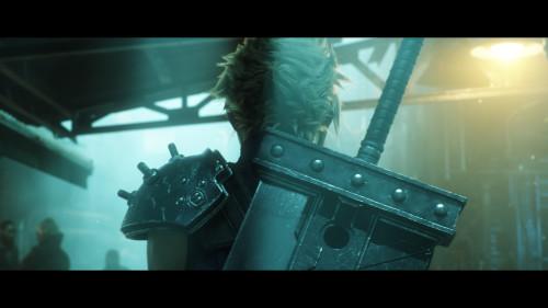 Remake Final Fantasy VII Cloud Strife