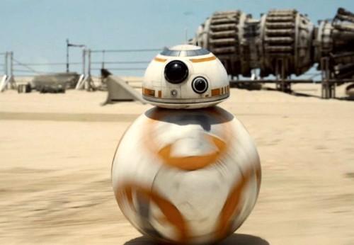 BB-8 Przebudzenie Mocy
