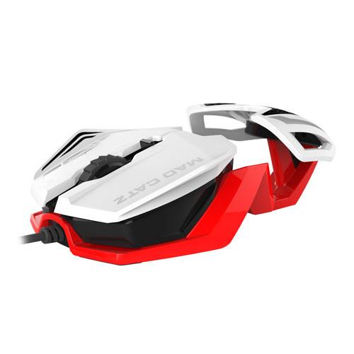 Mad Catz R.A.T 1 czerwona myszka modularna