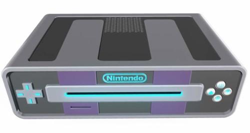 Nintendo NX totalnie kompletnie tępy concept konsoli