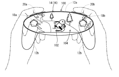 Nintendo NX patent 1