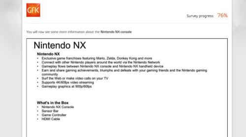 ankieta nintendo NX neogaf