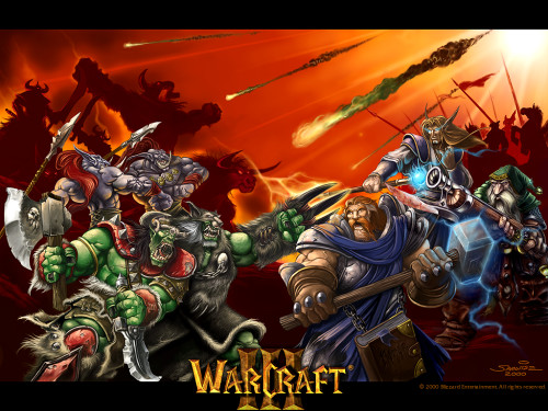 Blizzard Warcraft 3