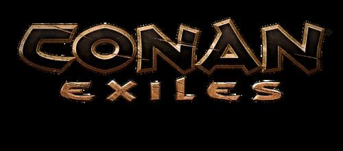 Conan Exiles Logo Survival Age of Conan