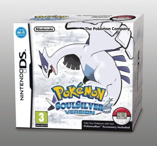 Czemu gry i konsole są drogie - Pokemon Soul Silver