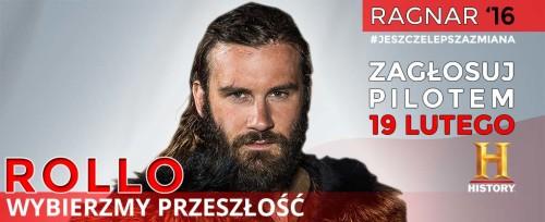 Rollo Wikingowie