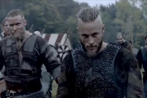 Wikingowie Ragnar Lothbrok
