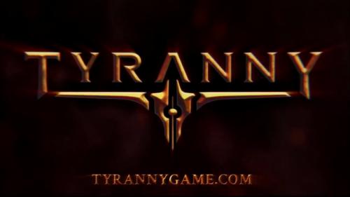 Tyranny logo Obsidian