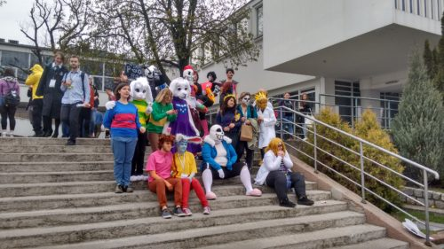 Pyrkon 2016 Undertale Cosplay