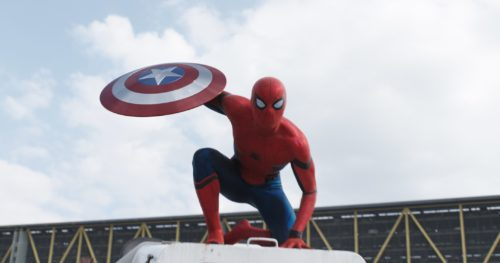 Captain America: Civil War Spider-man