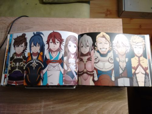 Fire Emblem Fates Limited Edition 7