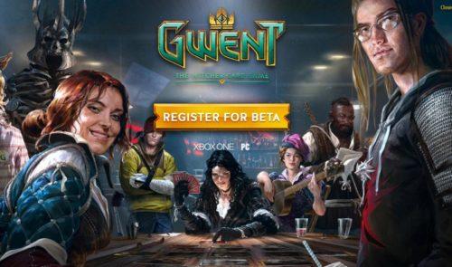 Gwint Wiedźmin 3 E3 2016