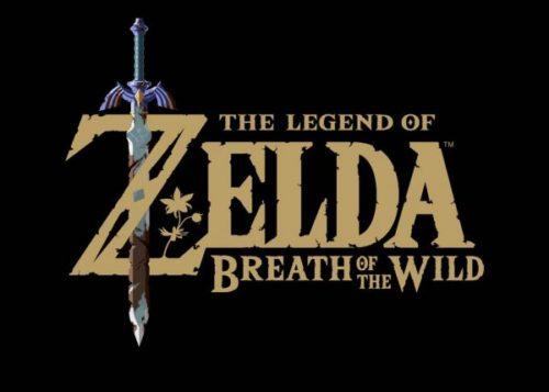 Legend of Zelda Breath of The Wild E3 2016