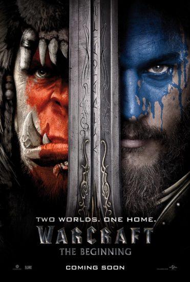 Warcraft Początek Plakat