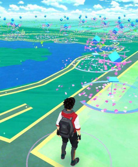 Pokemon GO Central Park