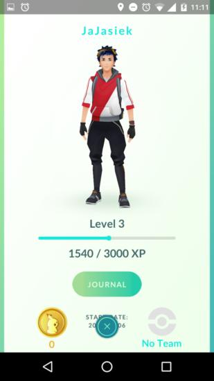 Pokemon GO instalacja