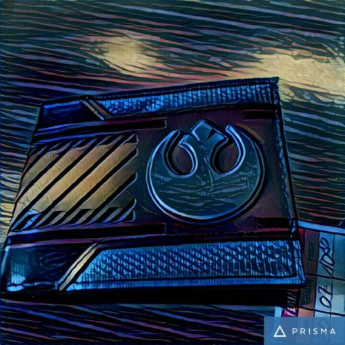 Prisma Portfel Zajebistości Star Wars