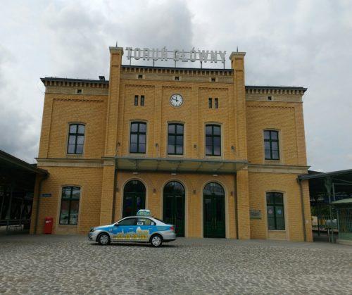 Dworzec Toruń Główny