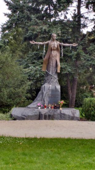 Pomnik księdza Jerzego Popiełuszki, Toruń