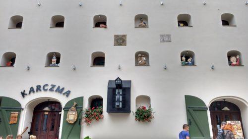 Toruń, figurki