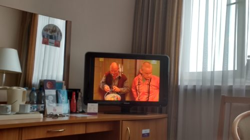 Świat według Kiepskich, Hotel, Toruń