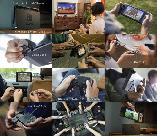 Nintendo Switch Akcesoria