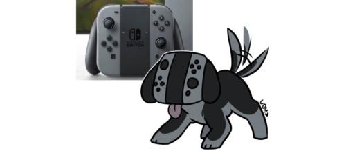 Nintendo Switch Maskotka