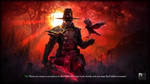 Grim Dawn Loading Screen