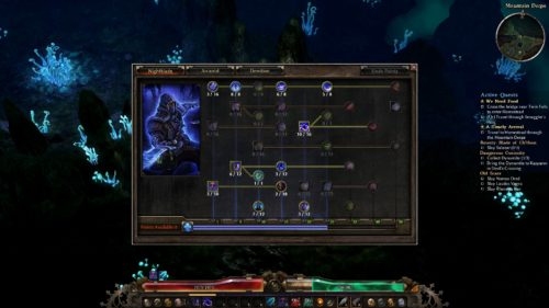 Grim Dawn Skill Tree