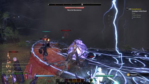 Elder Scrolls Online Combat