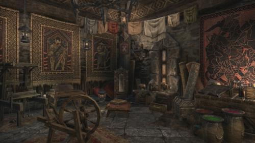 Elder Scrolls Online Homestead wypasiona chałupa