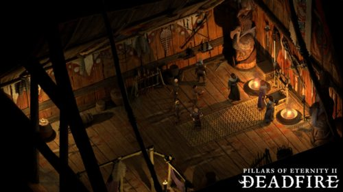 Pillars of Eternity 2 Deadfire 1