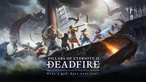 Pillars of Eternity 2 Deadfire main