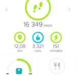 Fitbit nowy wygląd aplikacji
