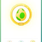 Pokemon GO Achievment jajka
