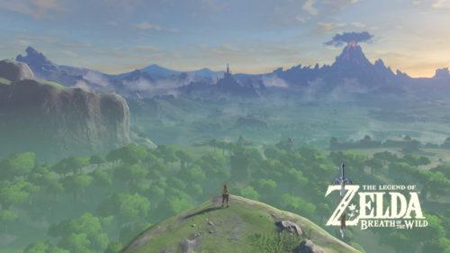 The Legend of Zelda Otwarty Świat