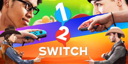 1, 2. Switch baner
