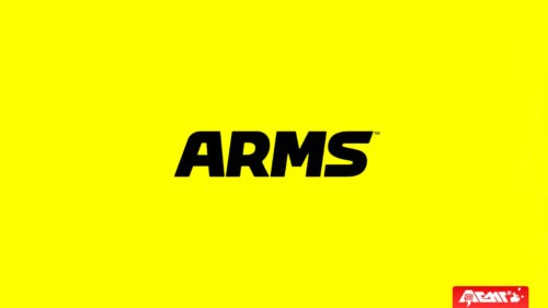 ARMS loading screen