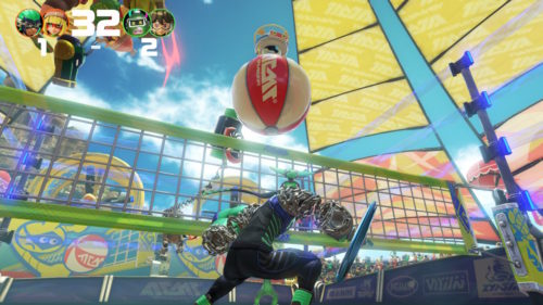 ARMS volleyball