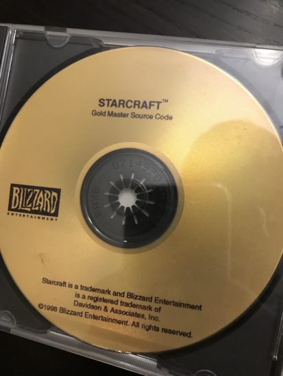 Starcraft Gold Master Source Code
