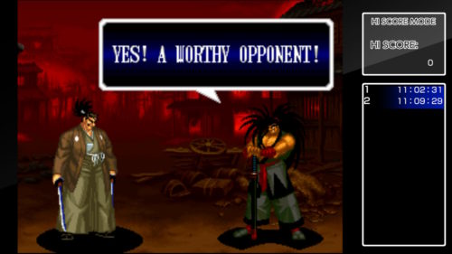 Samurai Showdown 4