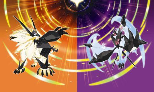 Pokemon Sun i Moon Grafika